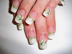 15+ Examples of Easy Self Made Nail Art | We ♥ Styles