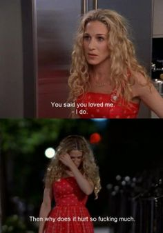 Carrie - Sex and the City