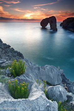 """The Flower."" The Urros near Portugal, Spain. Photo by David Cidre"