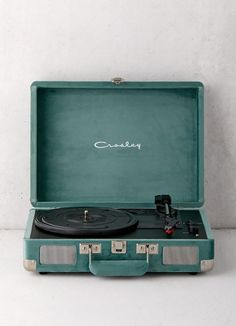 Shop Crosley UO Exclusive Quiet Jungle Velvet Cruiser Bluetooth Vinyl Record Player at Urban Outfitters today. Crosley Record Player, Bluetooth Record Player, Vinyl Record Player, Record Players, Stereo Speakers, Vinyl Records, Record Player Urban Outfitters, Lake Pictures, Shopping