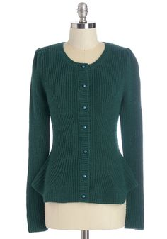 The Harvest Button to Button Cardigan, #ModCloth