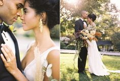 Elegant Autumn Wedding Inspiration from Joey Kennedy Photography