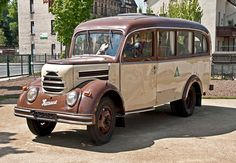 Dit model kwam in oost Europa onder diverse merken voor zoals Robur en Praga