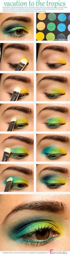 Sephora Banana Split (05) Eyeshadow Review, Photos, Swatches