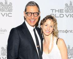 Jeff Goldblum Is Married! Actor, 62, Weds Fiancee Emilie Livingston, 31 -- Get the Details