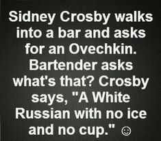 too funny...but what is the crosby you ask? need to ponder that one for a bit