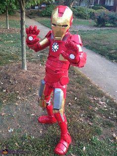 Iron Man Duct Tape Titanium Alloy - Halloween Costume Contest via Works Iron Man Halloween Costume, Homemade Halloween Costumes, Halloween Costume Contest, Diy Costumes, Adult Costumes, Halloween 2020, Halloween Ideas, Costume Ideas, Teen Boy Costumes
