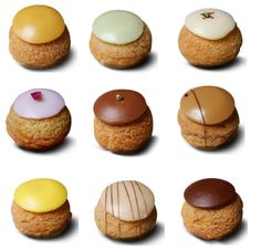 Les Choux Popelini, el pastelito de crema que amenaza al macaron   DolceCity.com