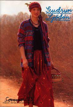 Gudrun Sjödén Catalogue - Summer 1993