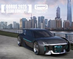 'QLEAR' concept car is a design proposal for Qoros, a Chinese automotive manufacturing company, it explores the potential of home-made luxury car in Chinese market for the year of 2025.