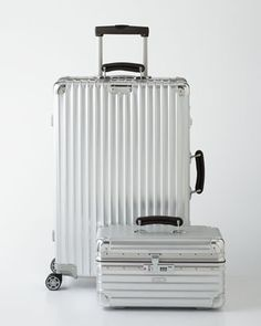 Classic Flight Luggage  by Rimowa North America at Neiman Marcus.