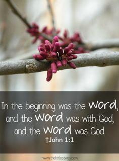 Yohanes 1:1