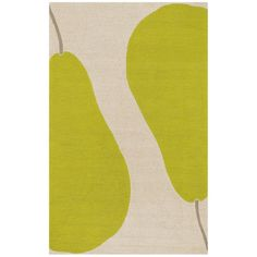 I pinned this Grant Au Pear Indoor/Outdoor Rug from the A Thoughtful Place event at Joss and Main!