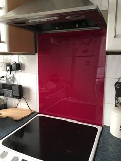 Complete with a captivating deep pink colour that really stands out in well-lit areas, these cast acrylic sheets are an extraordinary material both with regards to their aesthetics qualities and versatility. Hygienic and easy to maintain, our cut-to-size Deep Pink acrylic sheets have an enviable resistance to water, chemicals, UV light and salt spray, making them perfect for use in kitchens and bathrooms.