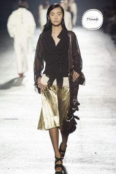 Paris Fashion Week: Dries Van Noten