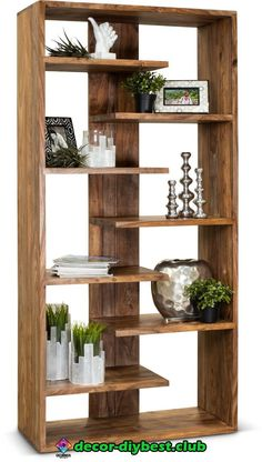 Rustikaler eingangsbereich Medium Brown Solid Wood Bookcase – Brownstone Body Jewelry and Today's St Outdoor Wood Projects, Wood Projects That Sell, Wood Projects For Beginners, Diy Furniture Plans Wood Projects, Small Wood Projects, Scrap Wood Projects, Woodworking Projects Diy, Home Decor Furniture, Diy Home Decor