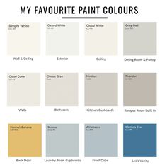Jillian Harris Selecting Your Paint Colours
