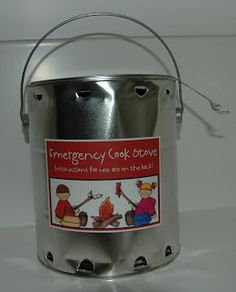Paint Can Heaters