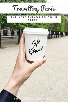 Here is my list of the best things to do in Paris on your first trip!