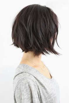 choppy bob back view - Google Search