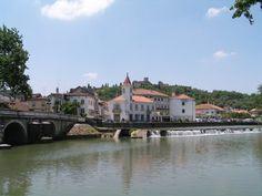 Tomar, Portugal Beautiful community