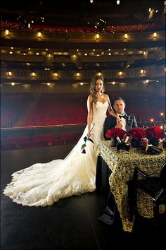 Majestic Theatre, Old Hollywood Styled Shoot, Dallas Wedding Photographer