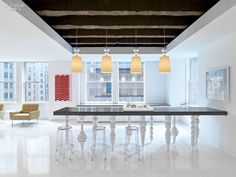 Work Better in 20 Simply Amazing Office Interiors