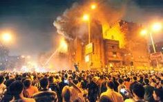 Persecuted Church News: Muslim Mob Torches Church in Egypt
