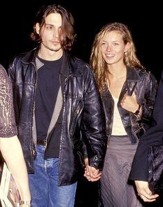 Johnny Depp - alter Schwerenöter...