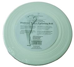 Princess Care  Diamond Weave Epilating Fabric Wax Strips Roll 325 x 100 yards -- Check out the image by visiting the link.