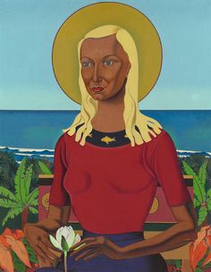 Rita Angus (New Zealand, Rutu (Self-portrait), Museum of New Zealand Te Papa Tongarewa, History Online, Art History, Selfies, Tamara Lempicka, Auckland Art Gallery, Francoise Gilot, New Zealand Art, Nz Art, Royal Academy Of Arts