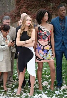 'Dynasty' - Fallon Carrington Is Not Blair Waldorf http://fangirlish.com/dynasty-fallon-carrington-not-blair-waldorf/