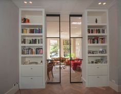3 Charming Tips: Folding Room Divider Shelves room divider with tv tvs.Room Divi… 3 Charming Tips: Folding Room Divider Shelves Room Divider Headboard, Interior, Cozy Room, Cool Rooms, Rustic Room, Modern Room Divider, Small Apartments, Room