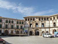 Málaga Archidona Plaza Ochavada