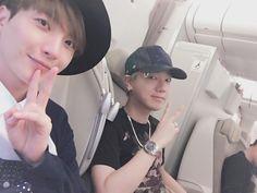 Leeteuk + Yesung