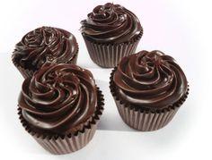 Tasty chocolate cup cake