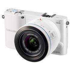 Samsung NX1000 20.3MP WiFi Camera