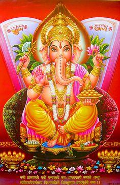 Shri Ganesh! Love