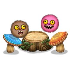 my singing monsters thumpies - Google Search
