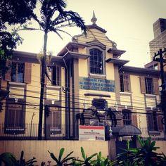 Dom Gastao Institute in Bom Retiro, Sao Paulo / Brazil