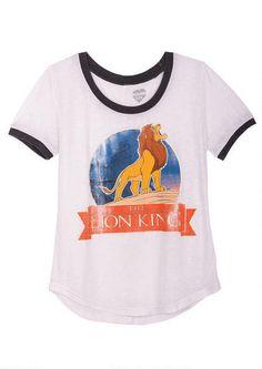 lion king shirt!