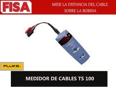 MEDIDOR DE CABLES TS 100- Mide la distancia del cable sobre la bobina -FERRETERIA INDUSTRIAL -FISA S.A.S Carrera 25 # 17 - 64 Teléfono: 201 05 55 www.fisa.com.co/ Twitter:@FISA_Colombia Facebook: Ferreteria Industrial FISA Colombia