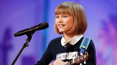 Is Grace VanderWaal Transgender?  Fox News reports that 12-year-old Grace VanderWaal is the ukulele sensation that will most likely win America's Got Talentthis season. There was recently a horrible rumor that she is transgender and it is untrue. Grace was born a female and is still a female. The senseless rumor will not impact how she performs in the contest as Simon Cowell has already proclaimed that she is the next Taylor Swift.  According to USA Todaythe world has gone made over Grace…