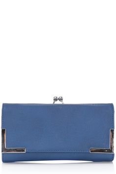 Warehouse Framed Kisslock Purse