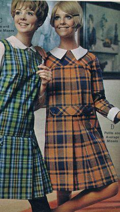 Penneys catalog 1967. Joan Paulson and Cay Sanderson.