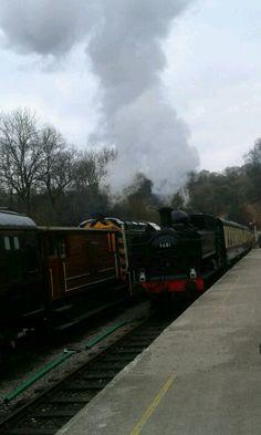 Dean forest railways #steam #train #england