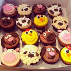 wers are a great excuse for cupcakes!!! Heck, anything is a great excuse for