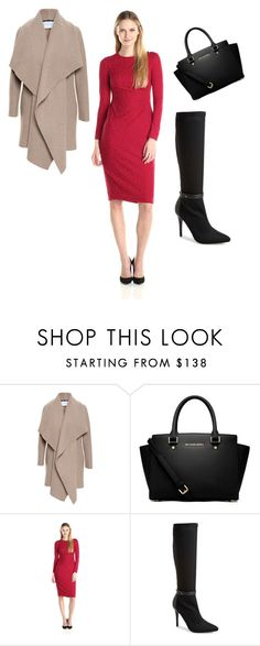 """""""Party"""" by miraya15 on Polyvore featuring Harris Wharf London, MICHAEL Michael Kors, Maggy London, Charles by Charles David, women's clothing, women's fashion, women, female, woman and misses"""