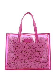 South Beach PVC Beach Bag #FeelTheHeat
