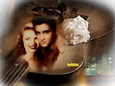 Elvis and marilyn creation byRiitta